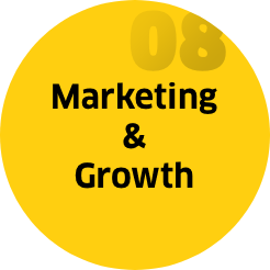 Step 8: Marketing & Growth