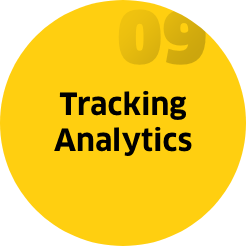 Step 9: Tracking Analytics